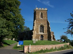 Potton parish church, Bedfordshire