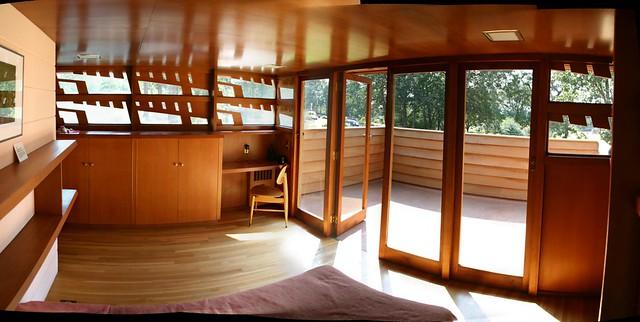 A Frank Lloyd Wright Bedroom  Flickr  Photo Sharing