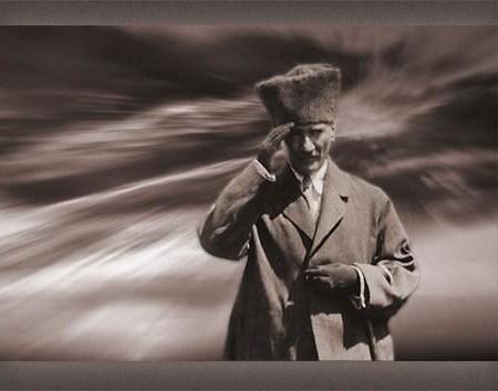 Founder of the Modern Turkish Republic  Mustafa Kemal Atatürk
