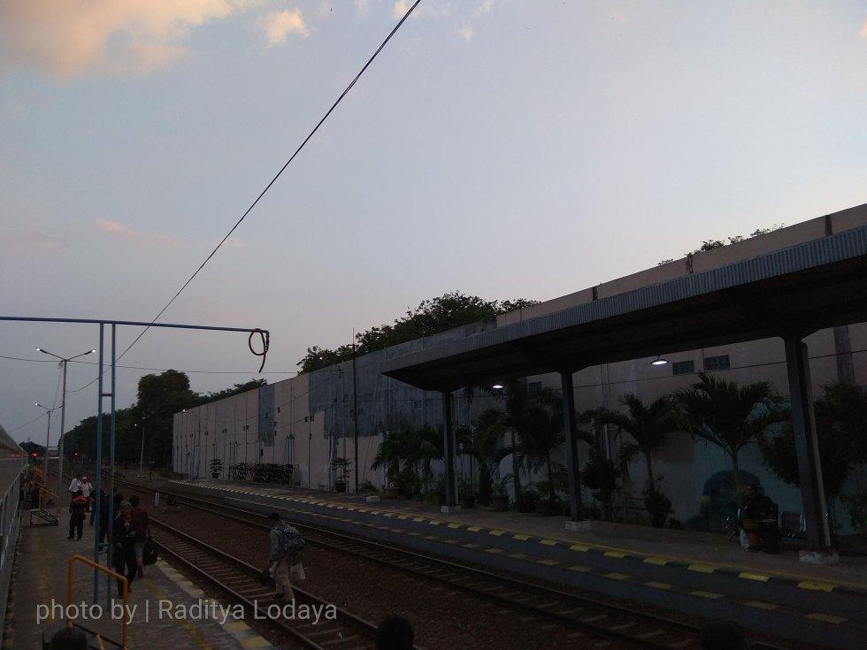 02 TRIP REPORT KERETA API JAYABAYA 3(TEGAL CEPU) - STASIUN TEGAL 2