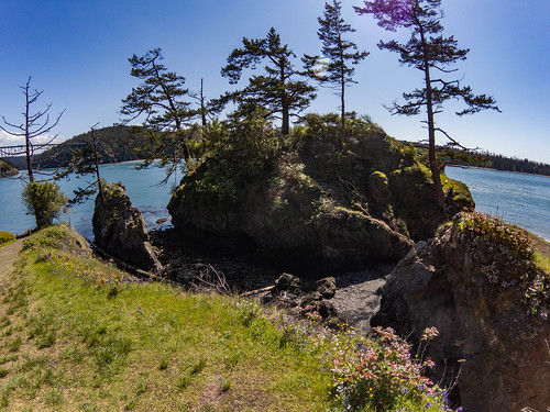Bowman Bay at Deception Pass-9