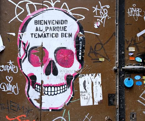 10h06 Destrucción de Barcelona a través del turismo