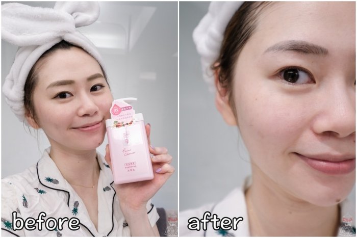【洗臉】CP值超高的開架 愛維兒 酚享洗面乳。清爽潔淨&保濕彈潤兩款分享 - Stella 小美人。史黛拉
