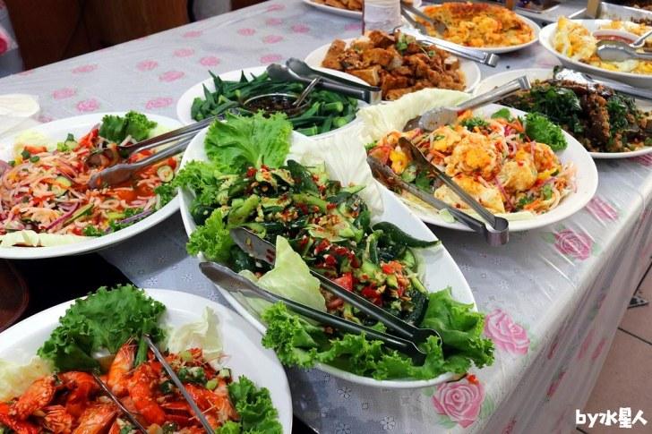 41087296375 3a9a661779 b - 聯合泰式小吃 台中泰式自助餐,一個人也能大吃道地泰國料理,大愛泰式炒泡麵