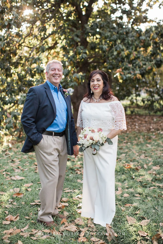 Fort Worth Botanic Garden Wedding