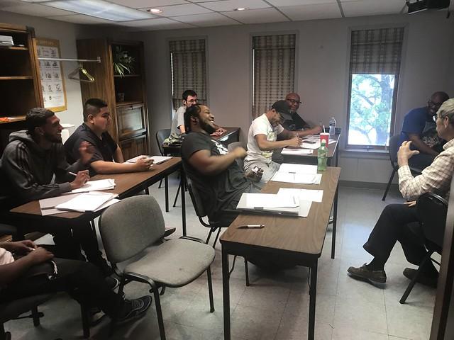 July Forklift Training