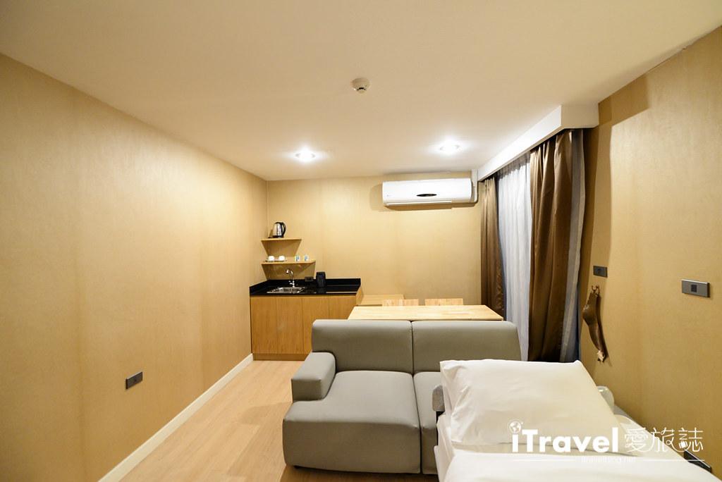 曼谷澤尼克飯店 ZENNIQ Hotel (7)