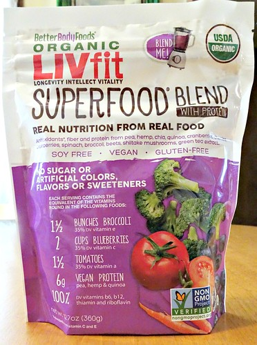 Get Your Superfoods In One Spoonful With LIVfit
