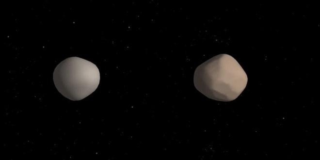 astéroïde-binaire
