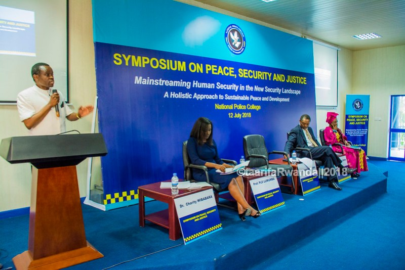 National Police College to Hold Symposium On Peace, Security, Justice / Kigali, July 11th, 2018