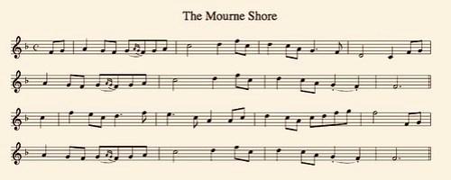 The Mourne Shore