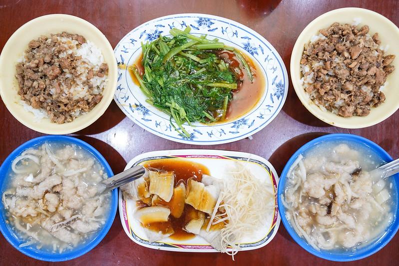 【臺北美食】三元號|龍緣|滷肉飯 |臺北小吃|重慶北路|圓環|