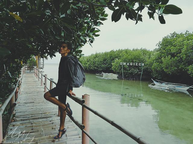 Bantayan Island, Cebu Oboob Mangrove Eco-Park