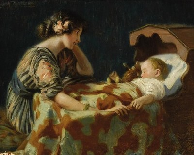 Lullaby, Mother & Baby (Roseland)