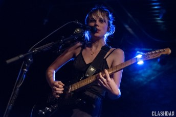 Wolf Alice @ Cat's Cradle in Carrboro NC on April 16th 2018