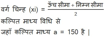 NCERT Solutions for Class 10 Maths Chapter 14 Statistics (Hindi Medium) 14.1 29