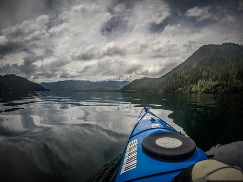 Kayaking on Baker Lake-153