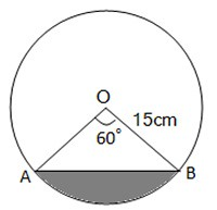 NCERT Textbook Solutions For Class 10 Maths Hindi Medium Areas Related to Circles 12.1 20