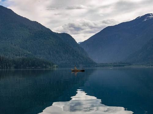 Kayaking on Baker Lake-69