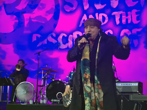 Little Steven and the Disciples of Soul - Madrid - 03