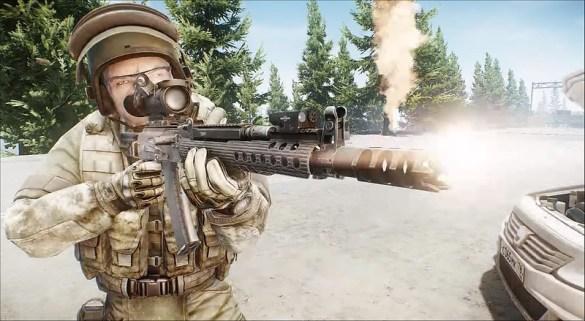 Escape From Tarkov - Weapon Attachments