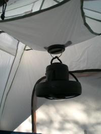 Tent Ceiling Fan