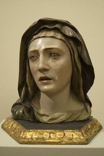 Our Lady Of Sorrows by Sebastian Niedlich (Grabthar)