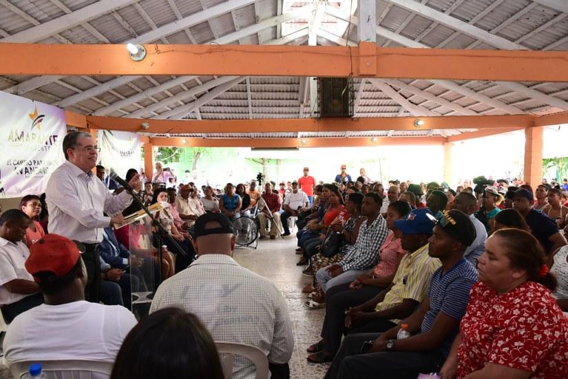 Encuentro de Apoyo Peravia, 8 de julio 2018