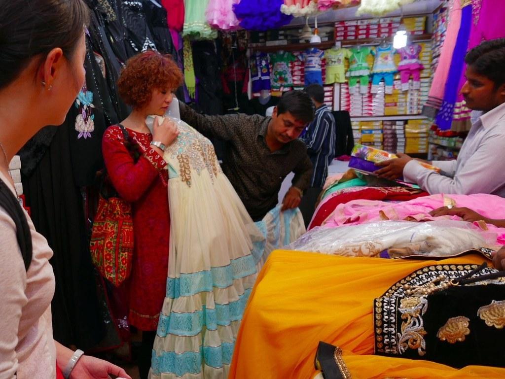 海德拉巴 night bazaar