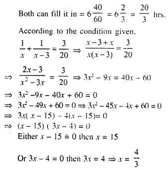 Selina Concise Mathematics Class 10 ICSE Solutions Chapter 6 Solving Problems Ex 6A 16