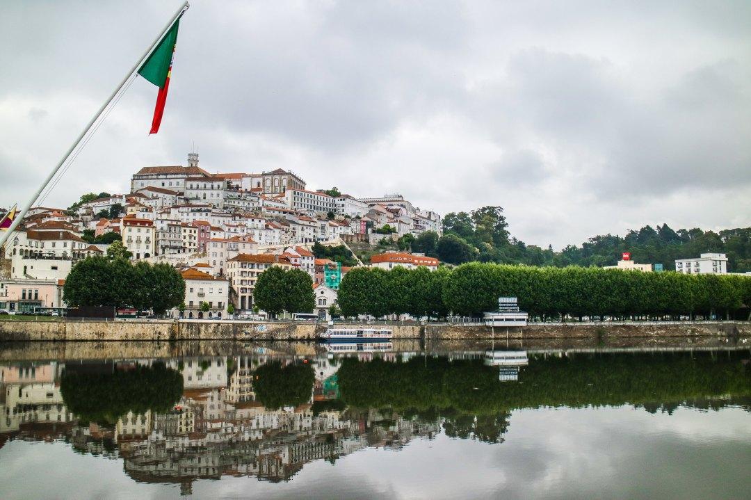 Coimbra, rio Mondego