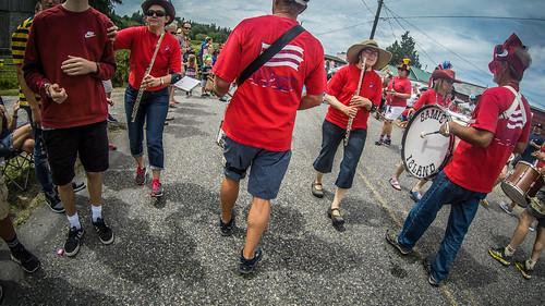 Samish Island Marching Band-005