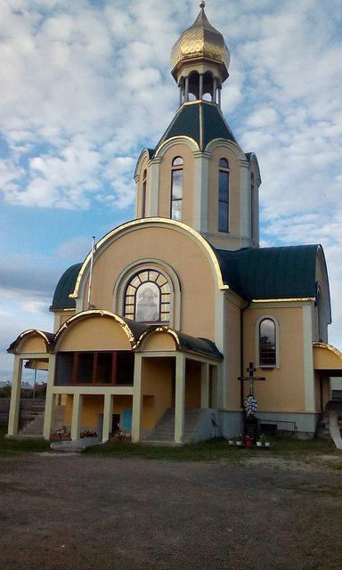 2018 07 Храм Рождества Божией Матери в Ужгороде