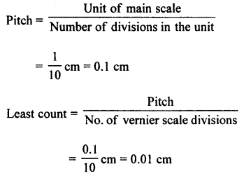 A New Approach to ICSE Physics Part 1 Class 9 Solutions Measurements and Experimentation 21