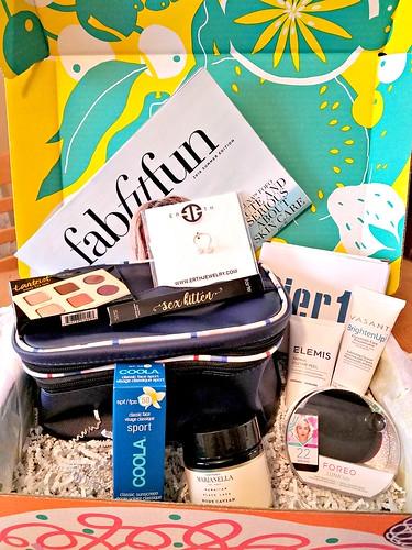 FabFitFun 2018 Summer Box Giveaway