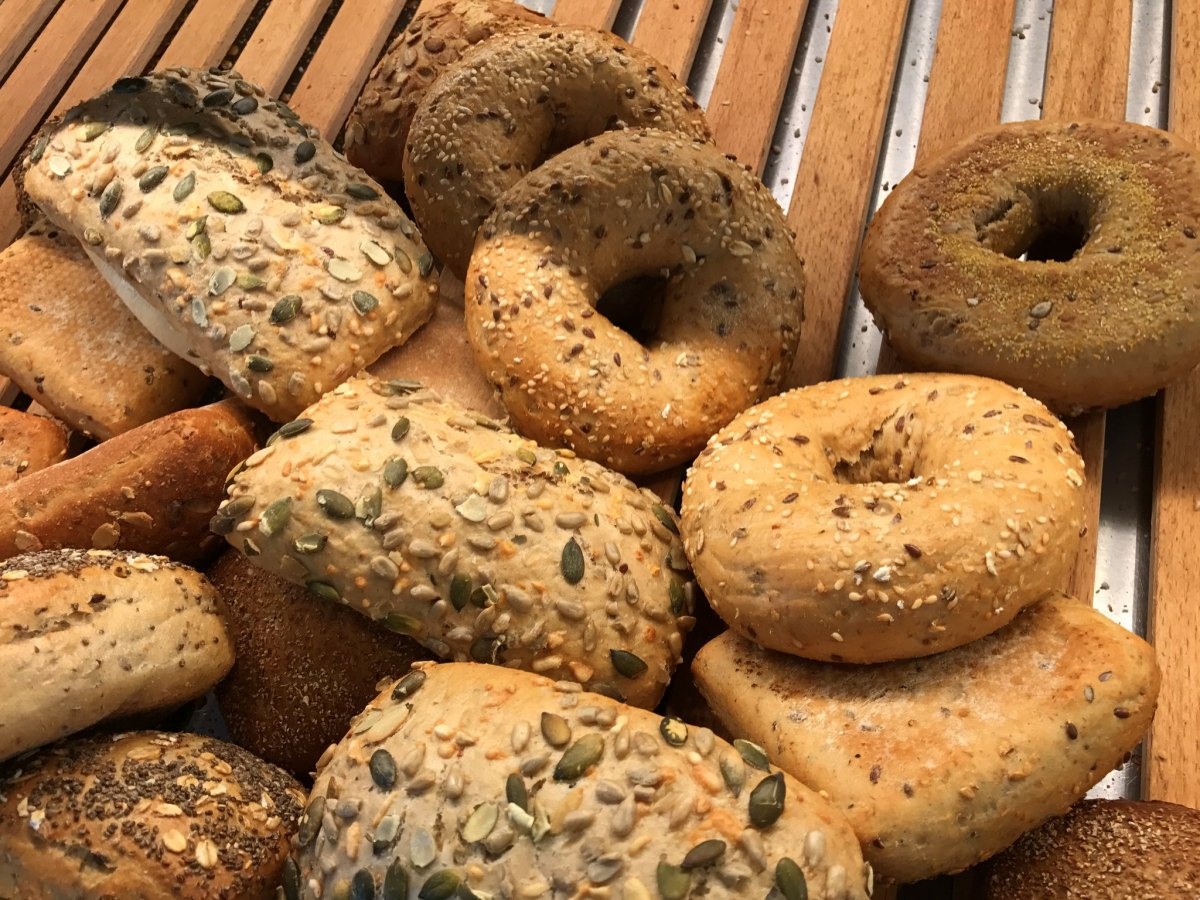 Pumpkin seeds are popularly used to make german bread