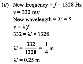 A New Approach to ICSE Physics Part 1 Class 9 Solutions Sound 12