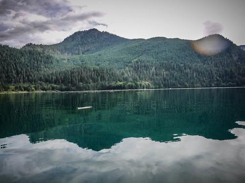 Kayaking on Baker Lake-61