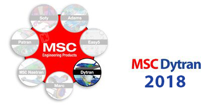MSC Dytran 2018 x64 full license