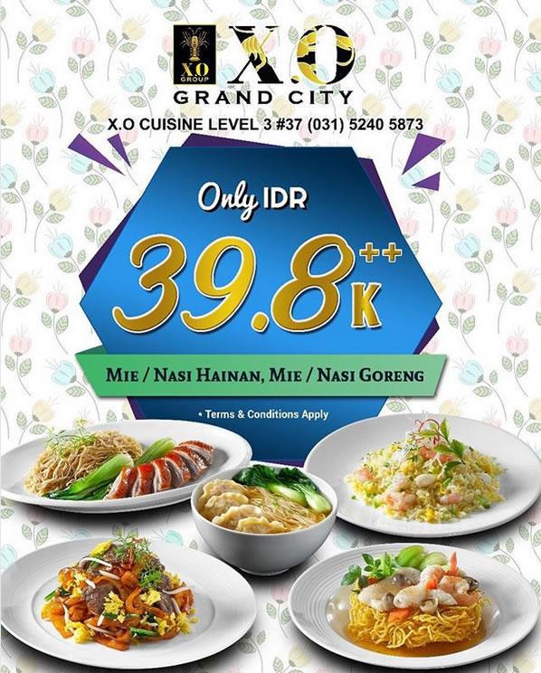 Xo Chinese Cuisine Promo Redirectline