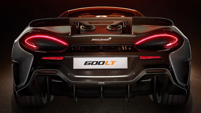 600LT rear 1