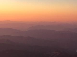 SeaTac Sunset-1