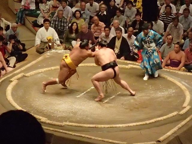 1b. Tokyo Sumo Wrestling Tournament