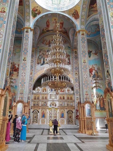Кафедральный собор в честь Почаевской иконы Божией Матери в Мукачево