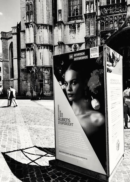 Dia en Amberes: Rubens inspira