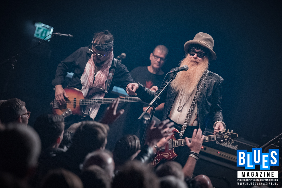Supersonic Blues Machine feat. Billy Gibbons