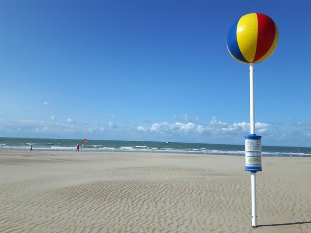 Verdwaalpaal Oostende