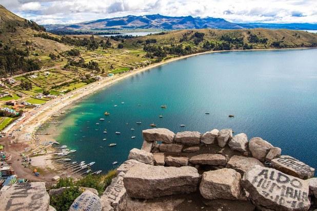 Vista desde cerro Calvario