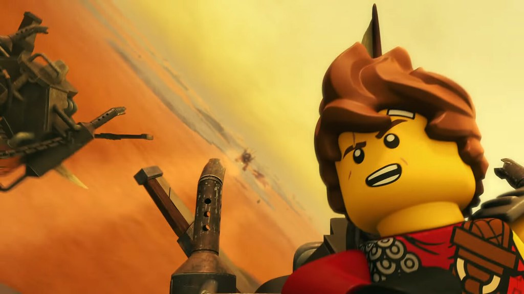 Still from Ninjago Hunted Episode 90