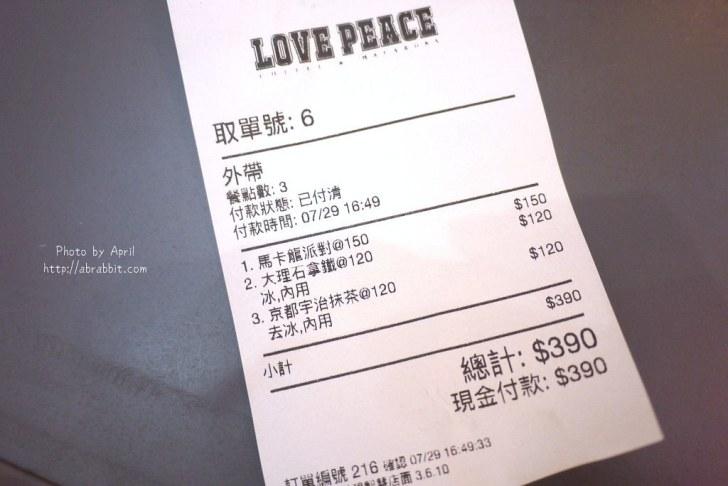 42836876965 4151c1924c b - 台中逢甲甜點 LOVE PEACE-超美的彩虹蛋糕、海綿寶寶馬卡龍(10月過後新店開幕目前暫停營業)